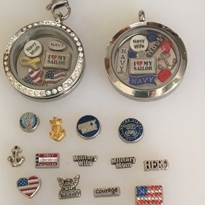 Jewelry - 10/14 is the birthday of the United States Navy!